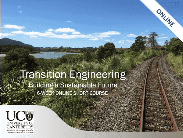 Energy Transition Engineering Course
